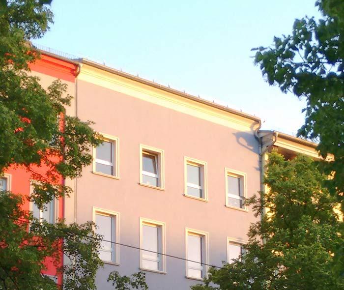 Neuanstrich - Mehfamilienhaus